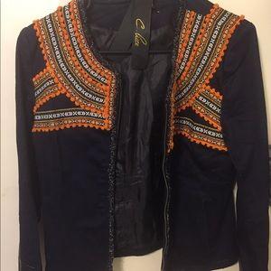 Cute detailed jacket